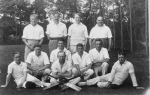 BG Wednesday cricket club 1938